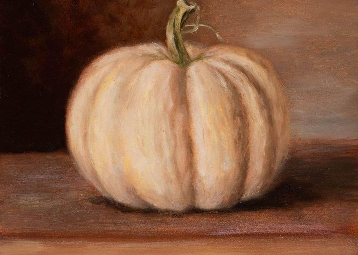 Pumpkin - Nanci Fulmek Art